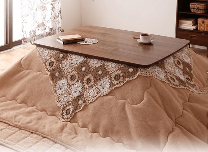 クルト北欧こたつテーブル