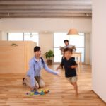 子供の足音・声を隣に伝えない防音対策