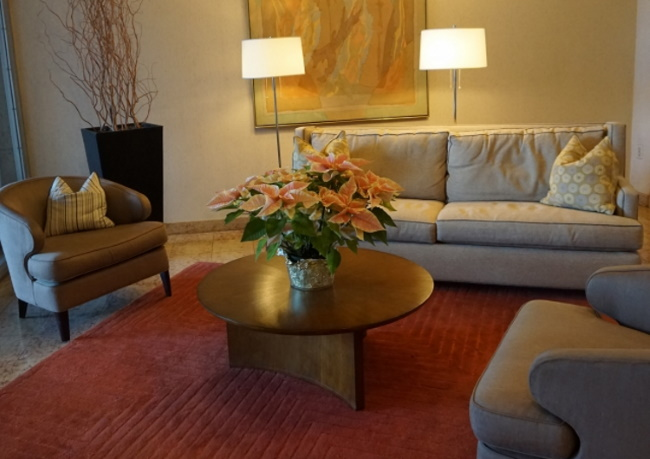家具屋さんの展示ソファ