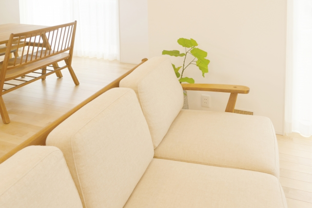 ソファの座面